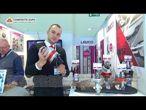 Filipp Gabisonia (Atemag, Moscow, Russia) about 11th Composite-Expo 2018 Exhibition
