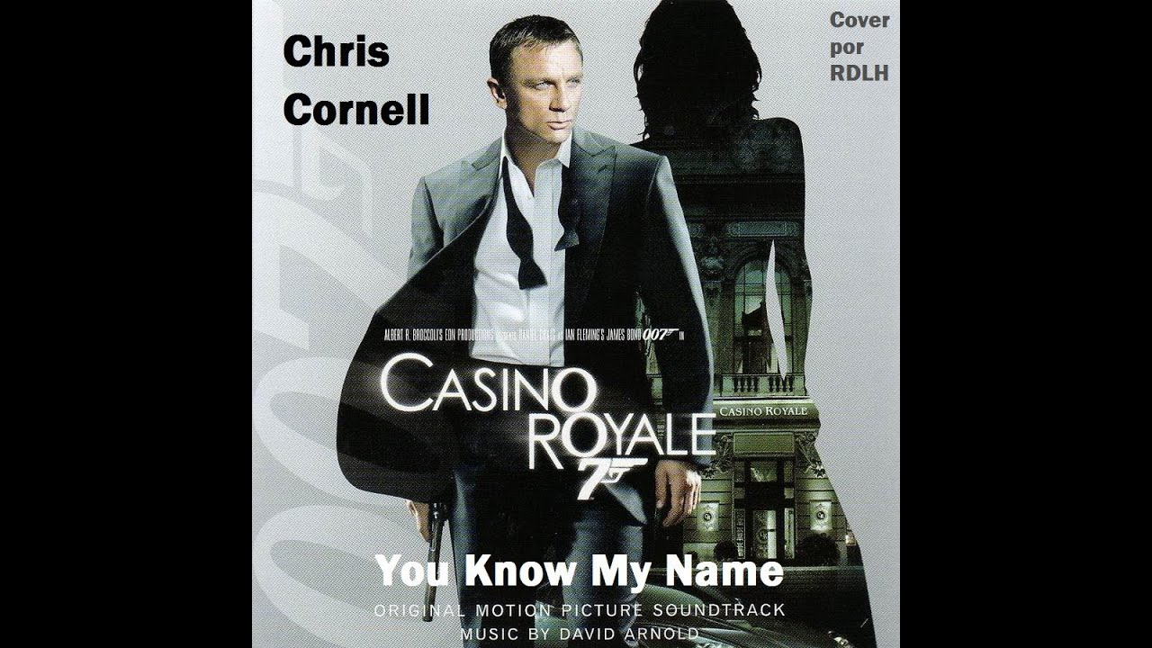 Chris Cornell Casino Royale