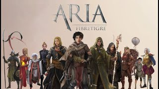 ARIA - Game of Rôles - FibreTigre - Elder-Craft