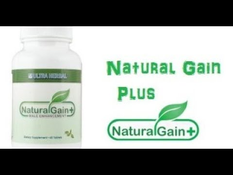 Natural Gain Plus Reviews Best Male Enhancement Pills Youtube