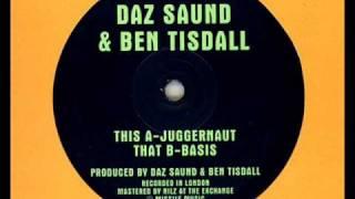 Daz Saund & Ben Tisdall - Juggernaut (MISSILE 022)