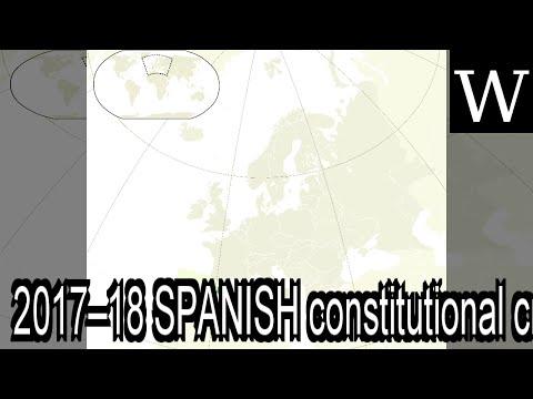 2017 SPANISH constitutional crisis - WikiVidi Documentary