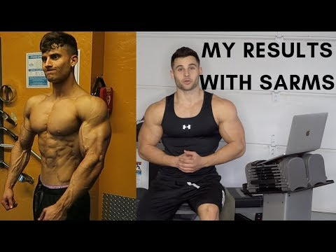 MY RESULTS USING SARMS | Is Dominick Nicolai Natural?