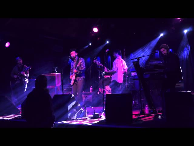 Justin Froese - Fireflies LIVE @ Belly Up Tavern (2015)