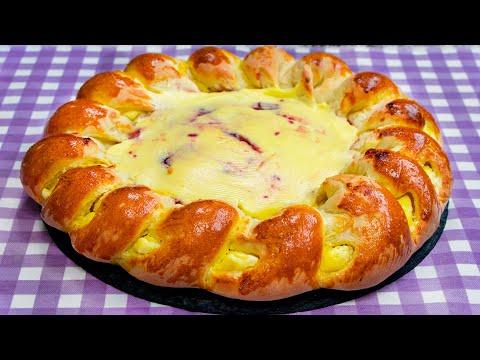 découvrez-cette-recette-pour-un-gâteau-aéré-au-fromage,-doux-et-moelleux|-cookrate---france