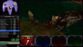 Gauntlet Legends N64 Any% in 57:56