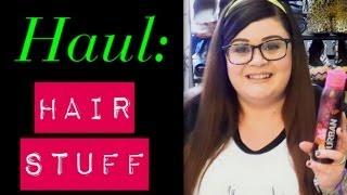 Hair Stuff Haul: Fudge Urban And Batiste