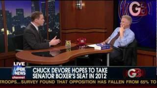 Glenn Beck with Chuck Devore discuss the Progressive Movement