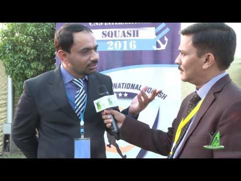 Chief of the Naval Staff International Squash Championship