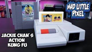 Jackie Chan's Action Kung Fu! Famicom, NES & TurboGrafx-16! MLP Live Stream