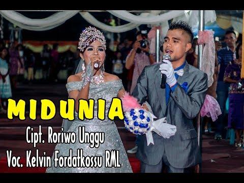 KELVIN FORDATKOSSU - MIDUNIA [HD] ( Official Video Clip & Lyric ) RML 2018