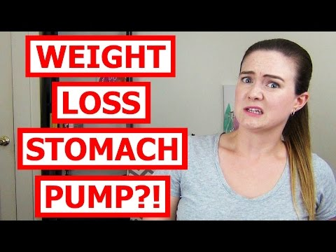Weight Loss 'Stomach Pump' Approved by FDA