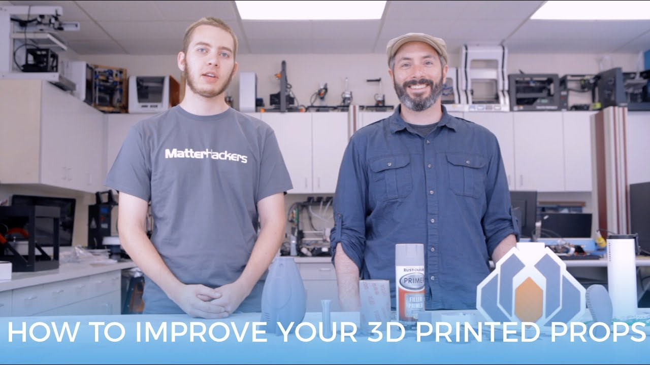 How To: Upgrade Your Prints With These Easy Steps (Ft. Bill From Punished Props)