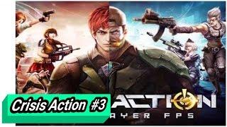 GANTI AKUN BARU?!?! - Crisis Action #3