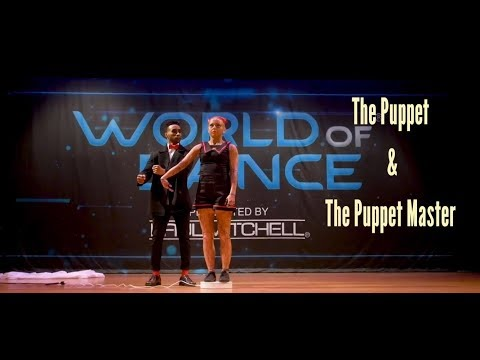 The Puppet & The Puppet Master | @jajavankova & @bdash_2 | WOD Boston