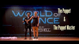 The Puppet \u0026 The Puppet Master | @jajavankova \u0026 @bdash_2 | WOD Boston