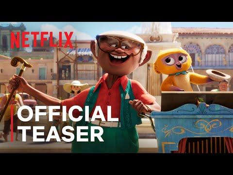 Vivo | Official Teaser | Netflix