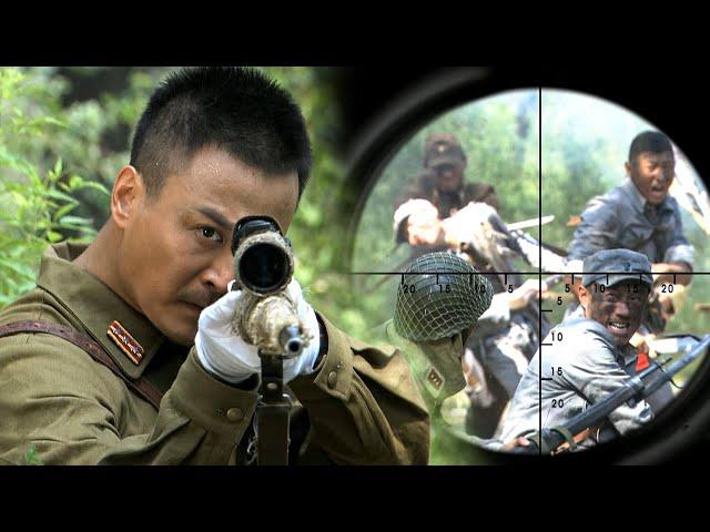 Lính Bắn Tỉa Núp Lùm 800m Từ Xa Bắn 1 Viên Đạn Kết Liễu 1 Tên Du Kích   Đại Chiến Sinh Tử   888TV