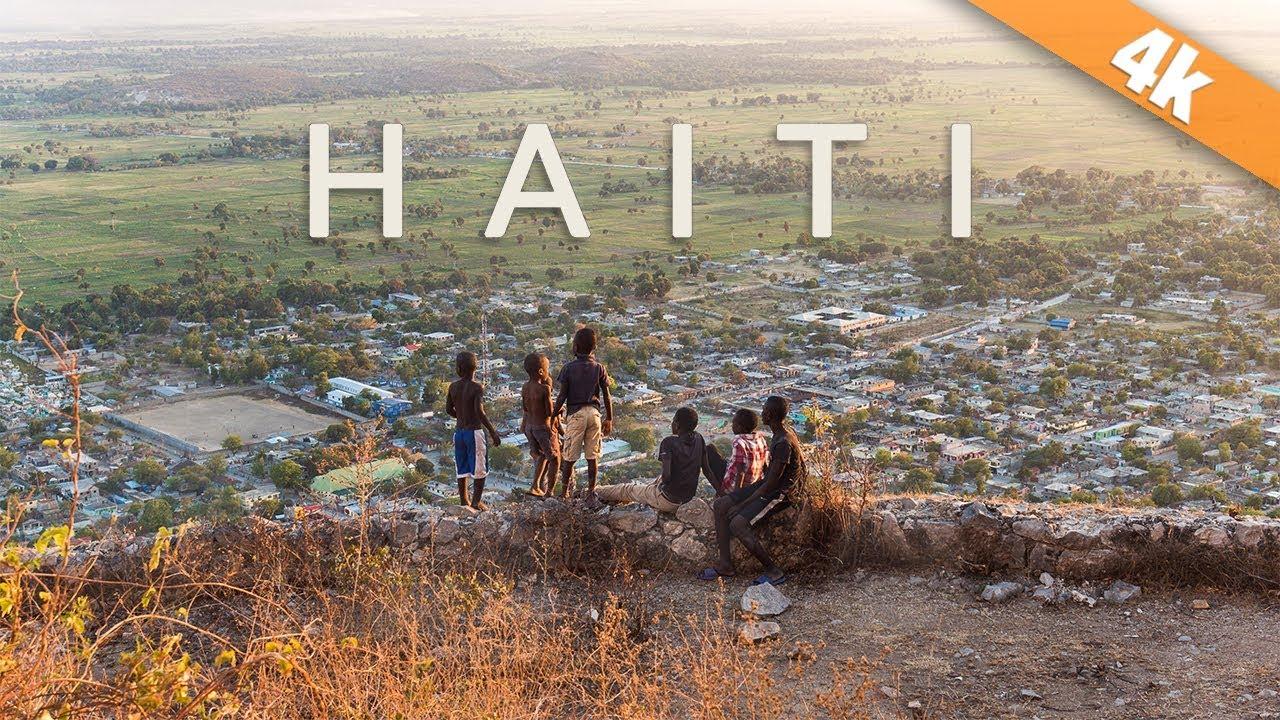 HAITI - Pearl Of The Antilles in 4K!