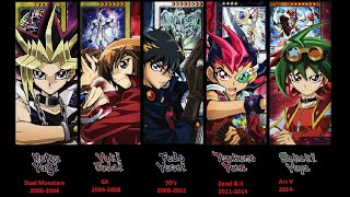 Repeat youtube video All 5 Yu-Gi-Oh Theme Songs