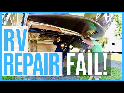 WORST RV REPAIR EXPERIENCE EVER! WHY IS RV SERVICE SO BAD? (RV LIVING)