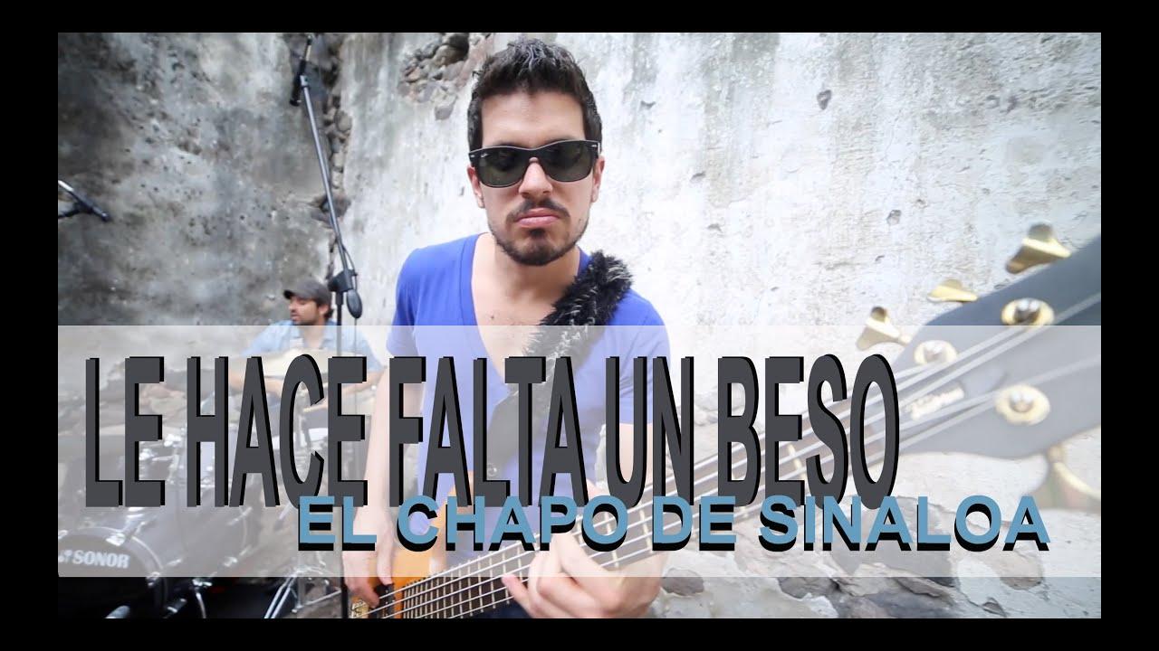 Mariajulia - Le hace falta un beso (Cover El Chapo de Sinaloa)