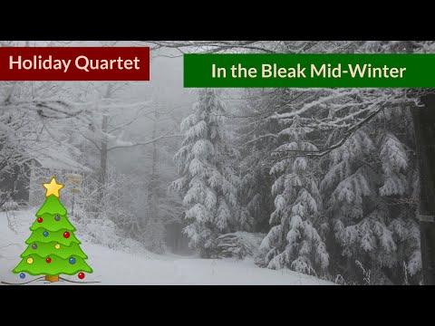 In the Bleak Mid-Winter - Christmas Native American Flute Quartet