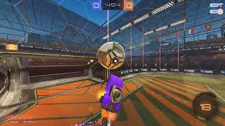 CRAZY MOMENTS! Rocket League Competitive 2v2