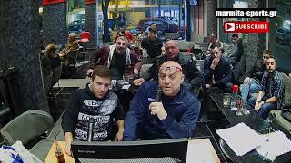 Οι ατάκες Ραπτό-Αλέκου-Μένιου από τον σχολιασμό του ΠΑΟ-ΟΣΦΠ | Marmita-sports.gr