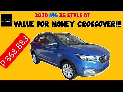 mg-zs-style-review-:-value-for-money-crossover.