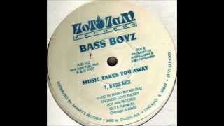 Bass Boyz - Music Takes You Away - Bass Mix