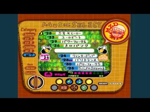 【pop'n music 8 CS】 First play 60fps