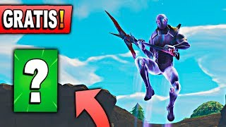NEW FREE SECRET OBJECT! Fortnite: Battle Royale (NEW UPDATE)
