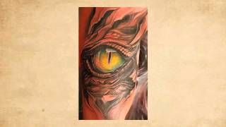 Reptile Tattoo MYFINLY