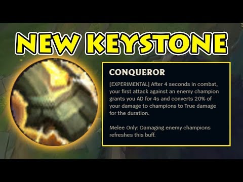 THE KEYSTONE THAT WILL CHANGE TOP LANE FOREVER | Winning 4v5: Our Mid DC'd [HyperCarry] [PBE]