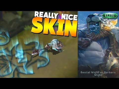 NEW Balmond Skin Gameplay Skill Effects Review Mobile Legends Update