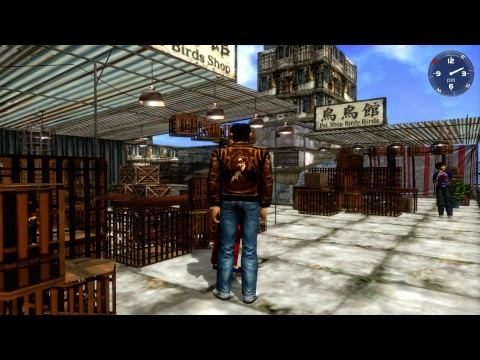 Shenmue 2 Kowloon  (XBOX One)
