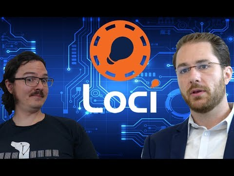 Loci ICO CEO John  Wise Interview - Monetizing Ideas on the