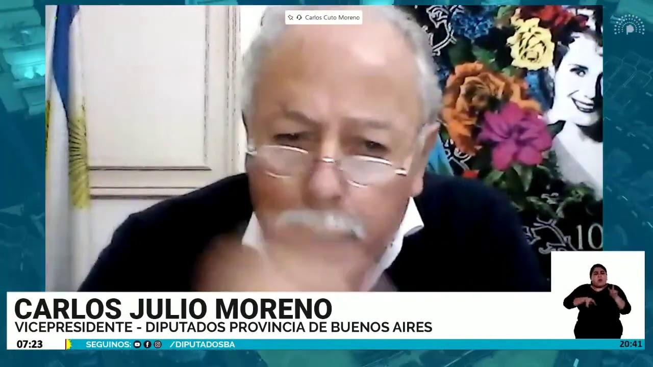 Picante Discurso De Cuto Moreno Habló Del Libro Gordo De Petete Y Defendió La Política Sanitaria Video Lu24
