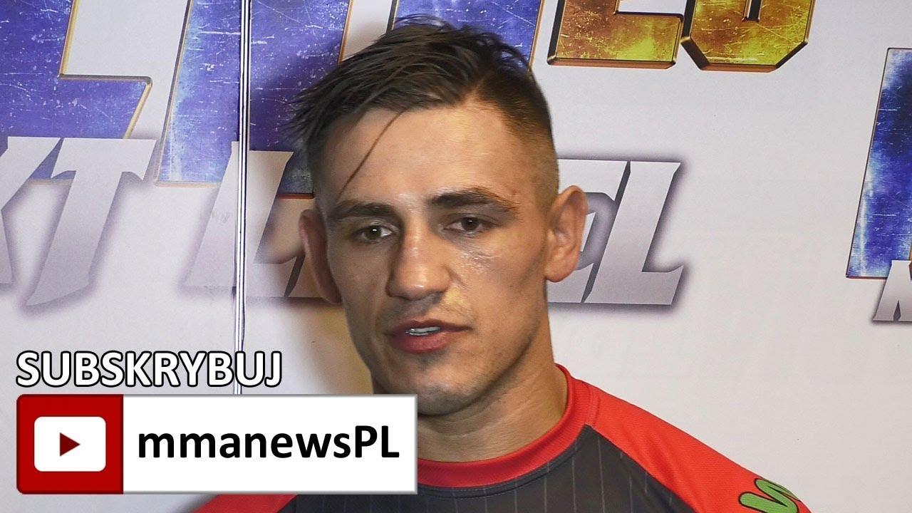 FEN 20: Andrzej Grzebyk znokautował Litwinowa w 1 rundzie i idzie po pas