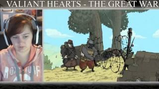 Valiant Hearts - The Great War Walkthrough Part 1 - The Beginnings Of War