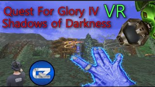 Quest For Glory IV: Shadows of Darkness in Virtual Reality (gzdoom Hexen mod)