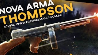 Best player with the new weapon 🇧🇷 Free fire Highlights