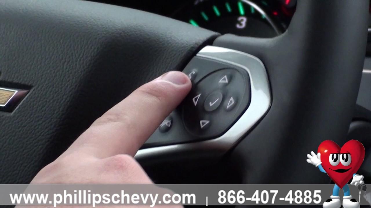 Phillips Chevrolet - 2017 Chevy Silverado 1500 – Steering ...