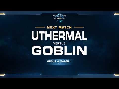 uThermal vs goblin TvP - Ro32 Group A - WCS Winter - Europe