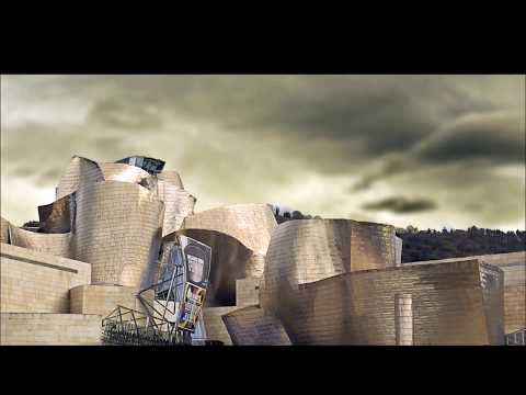 The Guggenheim Museum of Modern Art   Bilbao Spain