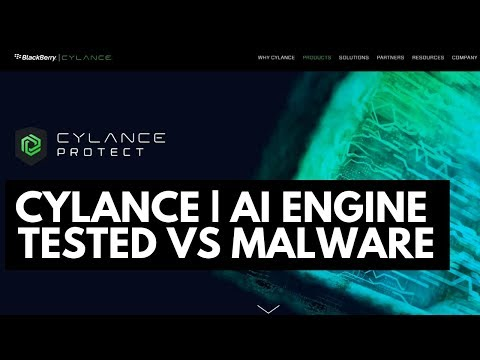 Cylance Smart Antivirus Review | Tested Vs Malware