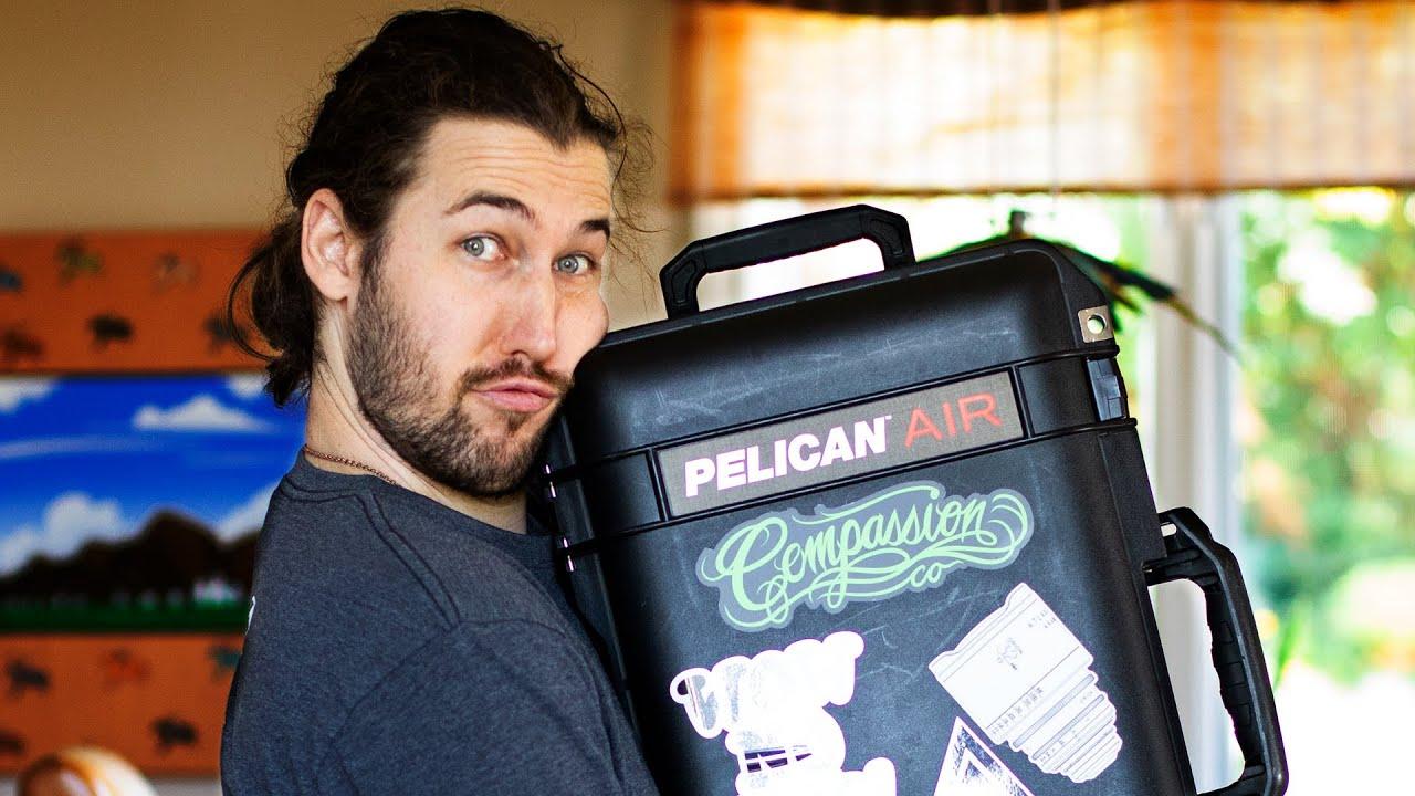 What's In My Camera Bag 2020 (Pelican Air 1535 Review)