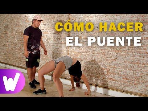 Cómo hacer el puente | Truco para acrobacias de baile