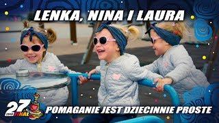Historie WOŚP - Nina, Lena i Laura